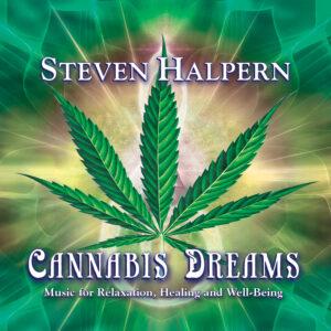 Steven Halpern   Cannabis Dreams   Review by Dyan Garris